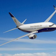 Продажа самолета – Boeing BBJ. Новый Boeing BBJ – бизнес самолет ВИП класса. фото