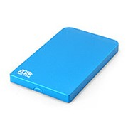 Корпус AgeStar SUB2O1 Blue usb2.0 to 2.5 hdd SATA алюминий фото