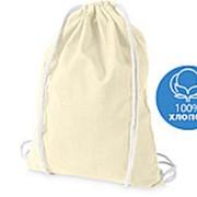 Рюкзак хлопковый «Oregon», натуральный фото