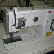 Машина для шитья мебели, кожаных изделий с тройным продвижением. ПФАФФ ( PFAFF) 1245 фото