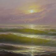 Картина ,,Шепот моря,, фото