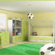 """Набор детской мебели """"Футбол"""" фото"""