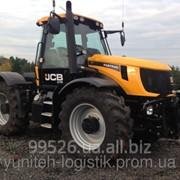 Трактор JCB FASTRAC 2155 4WS фото