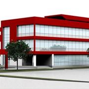 Промышленных зданий и сооружений фото