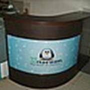Барная стойка «Мороженое» фото