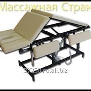 Массажный стол Профи 5.1 с электроприводом фото