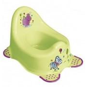 Горшок Hippo - салатовый OKT. 8648. фото