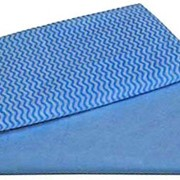 Салфетки медицинские Dry-Back голубые фото