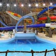 Аквапарки AquaSferra Донецк фото