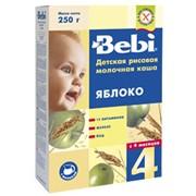 Детская каша Bebi Яблоко фото