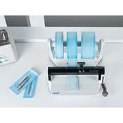 Euronda 200/240 SHU - устройство для запечатывания пакетов с 2-мя держателями рулонов, ширина рулона 310 мм, ширина шва 12 мм | Euronda (Италия) фото