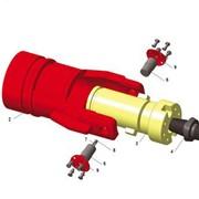 Элеватор 2-33В-00 (3D-модель) фото