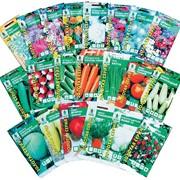Пакетированные семена овощей фото