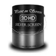 Проекционное покрытие 3DHD Silver Screen (2,5 литра) фото