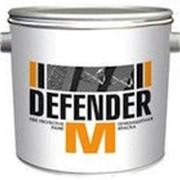 Краска DEFENDER - M для воздуховодов (1кг) 25 ведро. фото