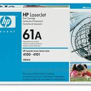 Услуга заправки картриджа HP LJ C8061A 4100 для лазерных принтеров фото