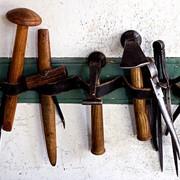 Инструмент для ремонта обуви. Оборудование для производства и ремонта обуви фото