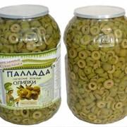 Оливки нарезанные без косточки фото