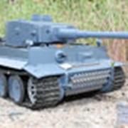 Радиоуправляемый танк электро Тiger-1, M-3818-1 фото