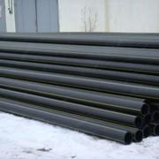 Труба полиэтиленовая для водоснабжения ПЕ 100 SDR 17 (10 атм) 90 мм фото