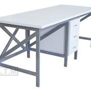 Стол усиленный С-506 ( д=1500) фото