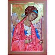 Именная икона Св.архангел Михаил фото