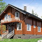 Дом с бассейном «Горный» фото
