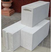 Блоки стеновы газосиликатные фото