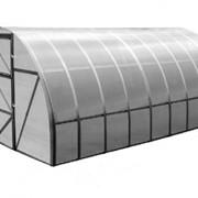 Каркас теплицы под поликарбонат Дачная-Эко стальная ВОЛЯ фото
