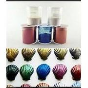 Кандурин - разноцветные мерцающие красители от Top Dekor👍 фото