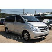 Микроавтобус Hyundai Grand Starex (7 мест) фото