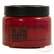 Matrix Matrix Маска для восстановления волос (Total Results So Long Damage) E1960201 150 мл фото
