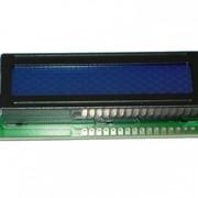 Дисплей LCD 16x2 с подсветкой 16 симовов 2 строки - Жидкокристалический экран для Arduino фото
