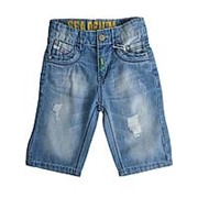 Джинсовые шорты №8663-27086-2 14 фото