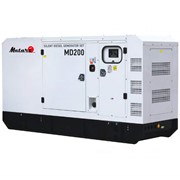 Дизельный генератор Matari MD200 фото