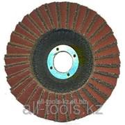 Круг комбинированный ламельный 125мм, грубый Код:626369000 фото