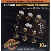 Струны Gibson SAG-MB10/MB-11 Masterbuilt Phosphor Br фото
