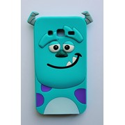 Чехол на Самсунг Galaxy J5 J500H Disney faces мягкий Силикон Монстр фото