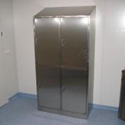 Шкаф ШИ-500х500х1650 (для уборочного инвентаря) фото