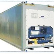 Рефрижераторный контейнер (холодильный , морозильный склад) Астана фото