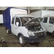 Переоборудование ГАЗелей Такси в ГАЗ 330202 / 33023 фермер фото