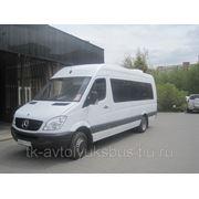 Заказ и аренда микроавтобуса Mersedes Sprinter фото