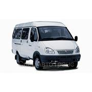 Заказ микроавтобуса Газель фото