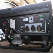 Генератор SHTENLI PRO 5900-5.5кВт+Масло. фото