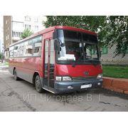 Пассажирские перевозки в Барнауле фото