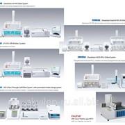 Двойная UV-VIS оф-/онлайн-система определения растворимости фото