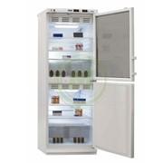 Холодильник фармацевтический Позис ХФД-280 (двери тон. стекло/металл) фото