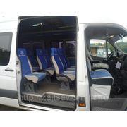 Комфортабельные пассажирские перевозки фото
