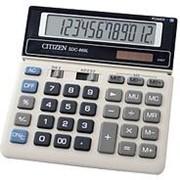 Калькулятор настольный 12 разрядный Citizen SDC 868L фото