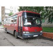 Заказ автобуса с водителем фото